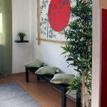 Übernachten in der Galappmühle – im Japan Zimmer